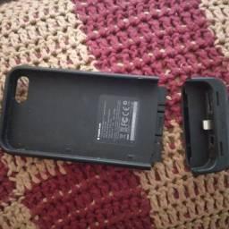 Capa carregador IPhone 5S
