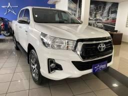 HILUX 2019/2020 2.7 SRV 4X4 CD 16V FLEX 4P AUTOMÁTICO