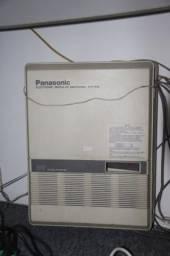 Título do anúncio:  Central PABX 308 Easa-phone / 3 Linhas/ 8 Ramais / Panasonic / KX - A16B ONLY 44 cm x  3