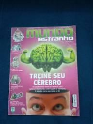 Revista Mundo Estranho Treine seu Cérebro Edição 128