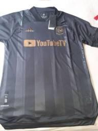 Camisa Los Angeles Galaxy 21/22 versão Jogador