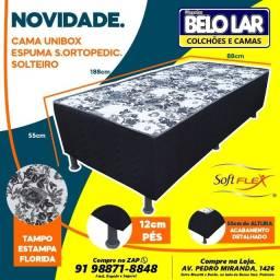Unibox Solteiro De Espuma, Compre no zap *