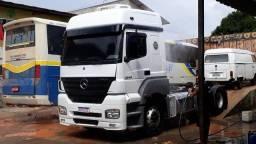 Caminhão 6x2 Trucado MB 2540 (Cadastrado p/ Venezuela)