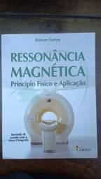 livro ressonancia magnetica principio fisico e aplicação