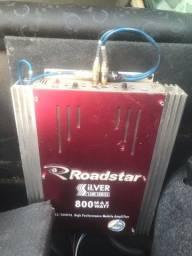 módulo roadstar 800 + caixa
