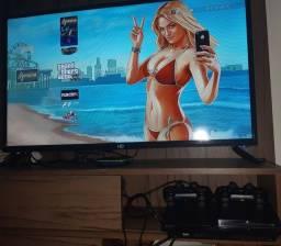 PlayStation 3 funcionando normalmente.