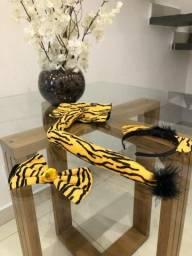 Kit fantasia tigre adulto