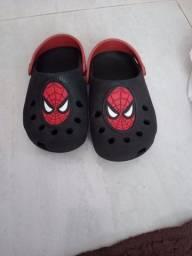 Sapatos infantil menino número 26/27