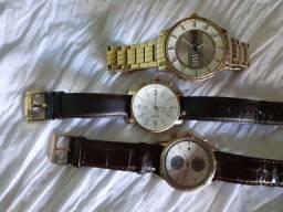 Vendo relógios da marca : fossil, esprit, Just cavalli