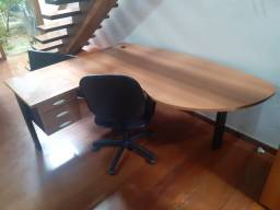Vendo Mesa com Gaveteiro da J. Ziliotto!!!