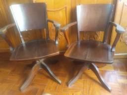 Oportunidade - Poltronas - Cadeiras giratória xerife miele dsd 1920