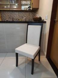 6 cadeiras novas