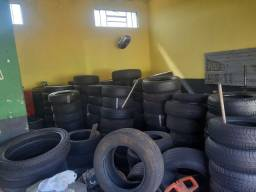 Lote de pneus