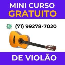 16 Aulas de violão (gratuitas) Para quem é iniciante