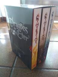 Trilogia dragões de Éter