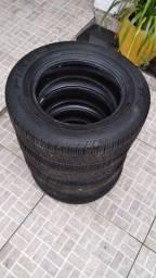 Jogo de pneus 175/70/aro 14