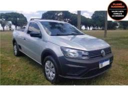 Volkswagen Saveiro 2018 1.6 msi robust cs 8v flex 2p manual