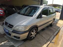 Chevrolet-Zafira 2.0 Elite 8V Flex Automático 2005 - 7 Lugares - Completo