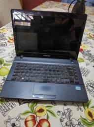 Notebook Samsung intel i3