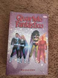 Livro Quarteto Fantástico- Marvel (volume 2)