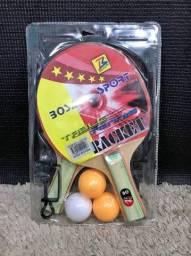 Jogo de Ping pong novo entrego
