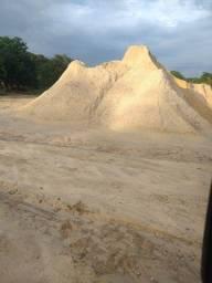 Areia e escória leve