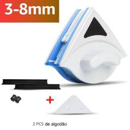 Escova magnética de limpa vidros