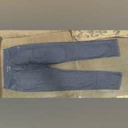 Calça Jeans Masculina de Lycra