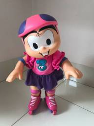 Boneca Monica patinadora