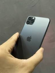 iPhone 11 Pro Max 64 Cinza Espacial