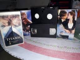 Fita original da fita do filme do Titanic