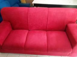 Vende-se sofá, puff.. Tapeçaria em geral