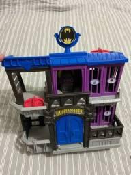 Fisher-Price-Imaginext | Batcaverna Gothan City