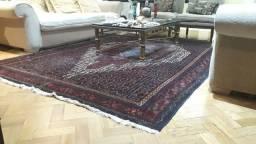 Tapete persa diversas cores legítimo em excelente estado.
