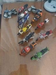 Coleção de motos