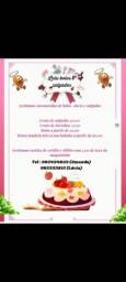 Kits festa bolos , doces e salgados