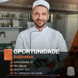 Sushiman - Copacabana, RJ