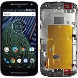Tela Display Touch Moto G1 G2 G3 G4 G4 Plus G4 Play
