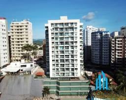 Apartamento com 3 quartos a venda, frente ao mar, 110m² Centro de Guarapari-ES