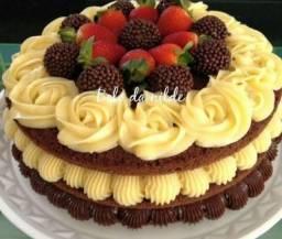 Aprendar a fazer bolos e sobremesas
