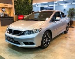 Honda Civic LXR 2.0 Completo 2016 com 65.200km Top!!! Raridade!