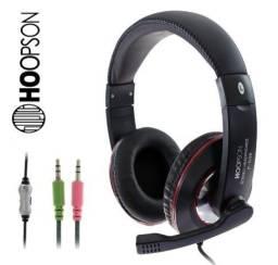 Headset Gamer Hoopson F-036 1 ano de garantia