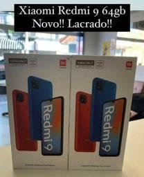 Xiaomi Redmi 9 64gb Novo!! Lacrado!!