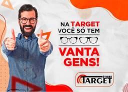 Oportunidade de emprego nas Óticas Target