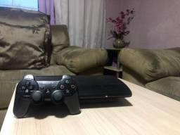 PS3 240GB - PERFEITO ESTADO