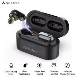 Fone Bluetooth Syllable S101 (Nível Premium)