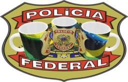 Caneca Polícia Federal