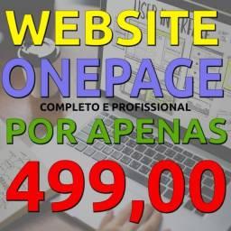 Criação de Sites/OnePage
