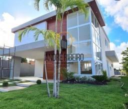 Cód: AA19 Casa moderna a venda no Alphaville Litoral Norte I