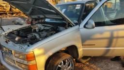 Chevrolet Silverado 1999 6CL Gasolina Retirada Para Peças